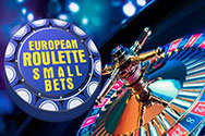Roulette Europese Small Bets